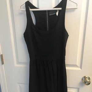 Cynthia Rowley size M black dress